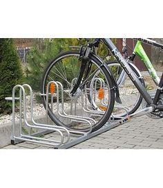 Aparcabicicletas galvanizado para 4 bicis. MOD. PARK. REF 09VLN2044