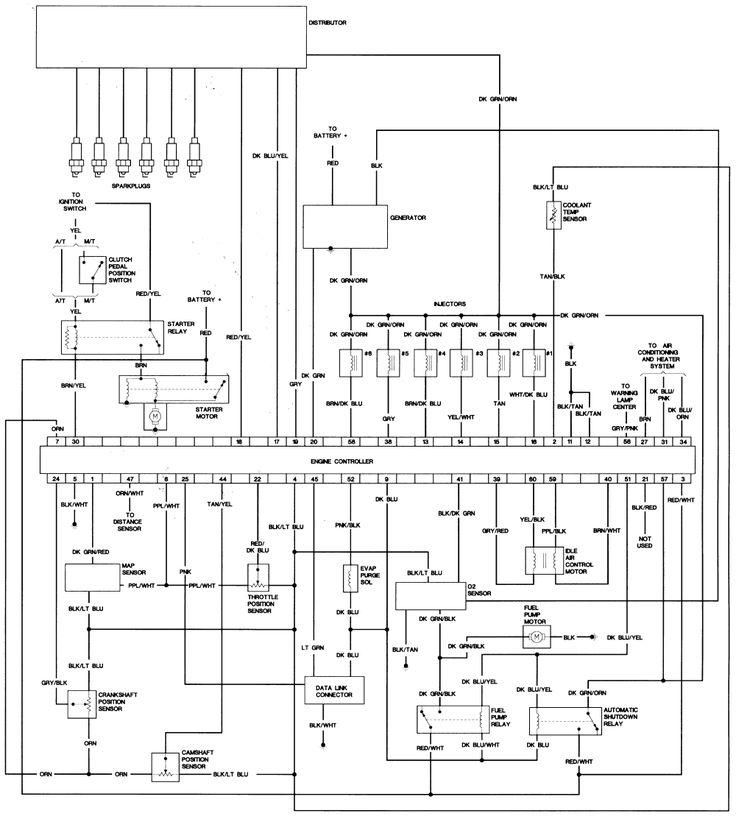 Dodge Caravan Ac Wiring Diagram