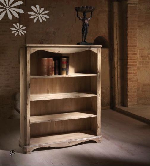 Испанская мебель ручной работы > Дизайнерская мебель > Коллекция Классика > Лола Гламур (Испания) Книжный шкаф LG287/T