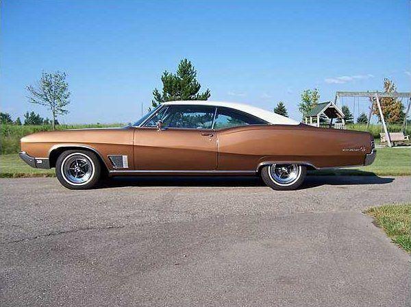 1968 Buick Wildcat 2 Door Hardtop | Cool Cars / part 2