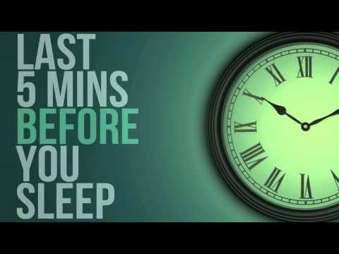 Dr. Wayne Dyer - Do this 5 Minutes before sleep! (Life Changer!) - YouTube
