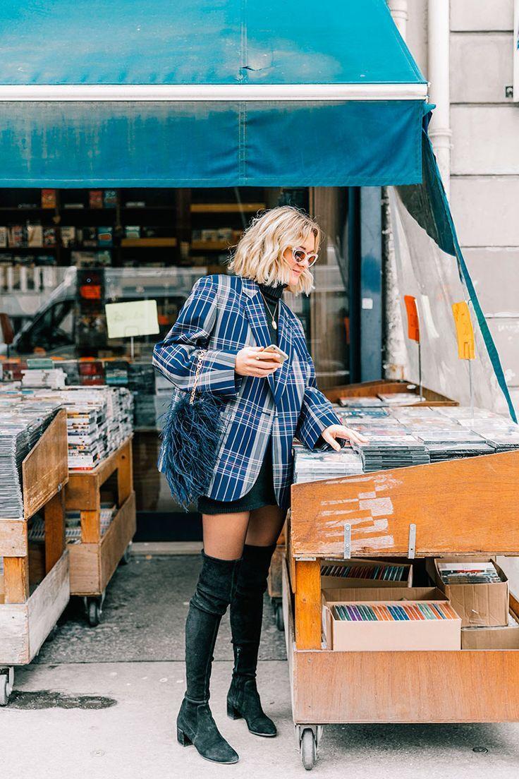 Street Style Paris Fashion Week Fall 2018