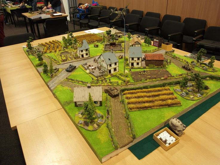 flames of war d day battle report