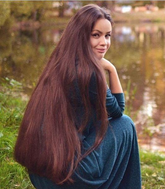 14 best Long hair inspiration images on Pinterest   Dream hair ...