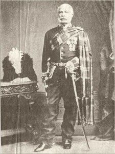 Major General William McBean VC 93rd Highlanders 11th March 1858 Lucknow Indian Mutiny