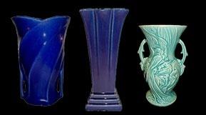 Old McCoy pottery