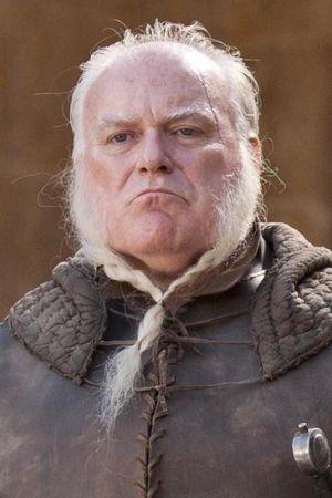 Game of Thrones - Cast - Ron Donachie as Rodrik Cassel