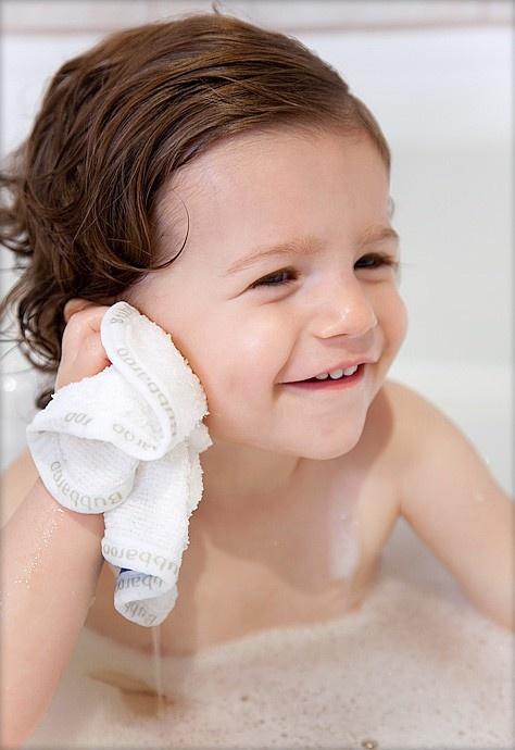 Bubbaroo Baby Face Washers