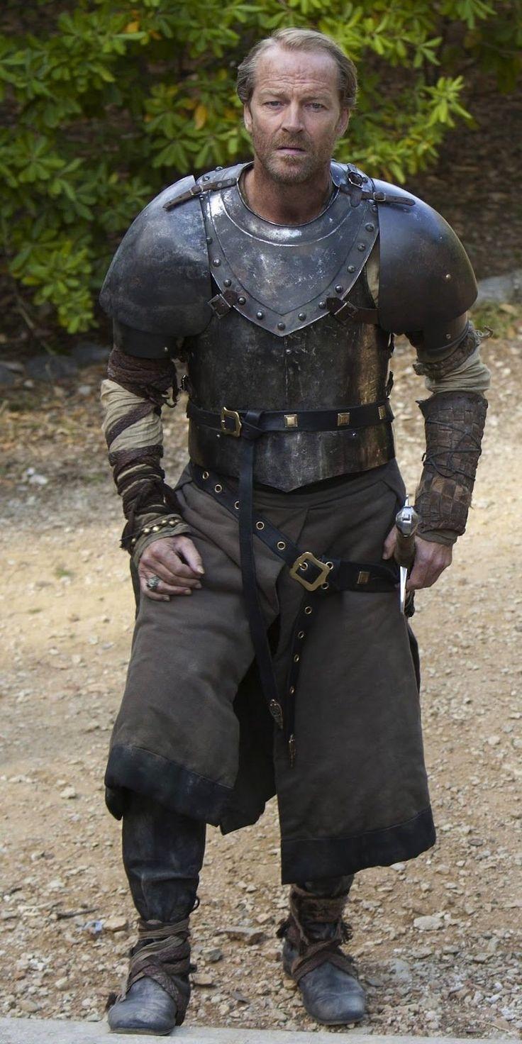 Ser Jorah -Jorah Mormont