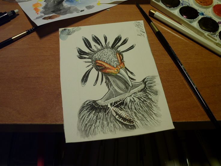 WIP ACEO for Nessia :)