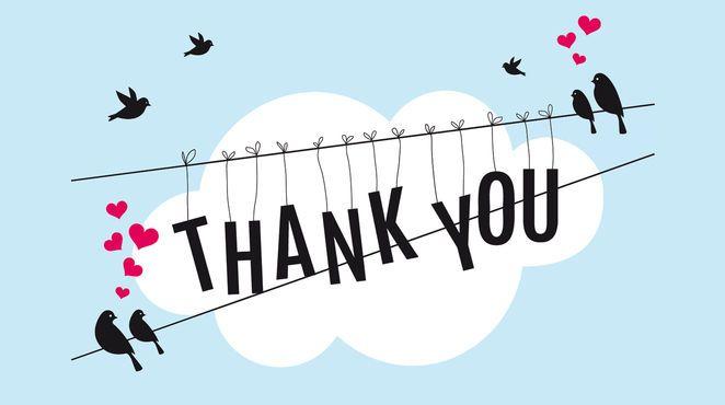 Zitate: Ein Danke, das von Herzen kommt