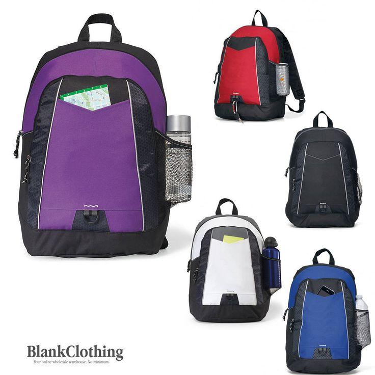 PIXEL | padded shoulder backpack, (https://www.blankclothing.com.au/pixel-padded-shoulder-backpack/)