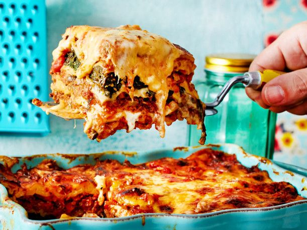 Spinat-Lasagne Rezept | LECKER