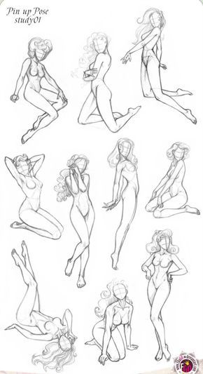 Pin up posing tips