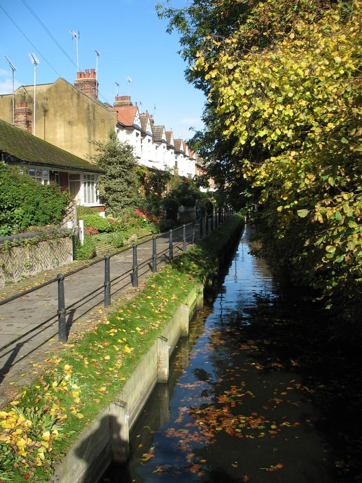 Gentlemans Row, Enfield, England