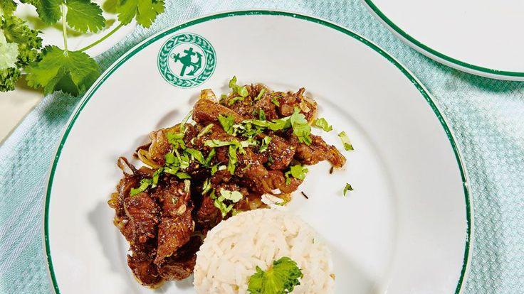 Auch Spitzenköche haben die besten Einfälle manchmal beim Essen. Den entscheidenden Einfall für das Rezept für Lamm mit Kreuzkümmel und Koriander hatte unser Kolumnist in einem Kölner China-Restaurant.