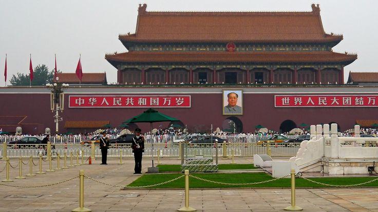 #tiananmen  #chine #pekin #revolution #mao