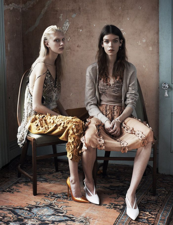 Vogue UK March 2013