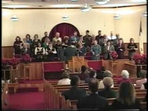 """Mansion over the hilltop"" Mount Carmel Baptist Church Choir, Fort Payne Alabama"