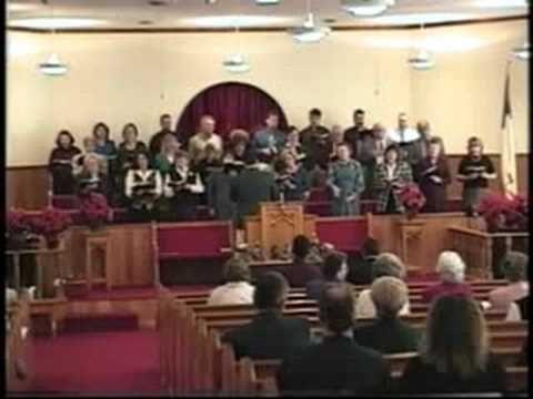 """""""Mansion over the hilltop"""" Mount Carmel Baptist Church Choir, Fort Payne Alabama"""