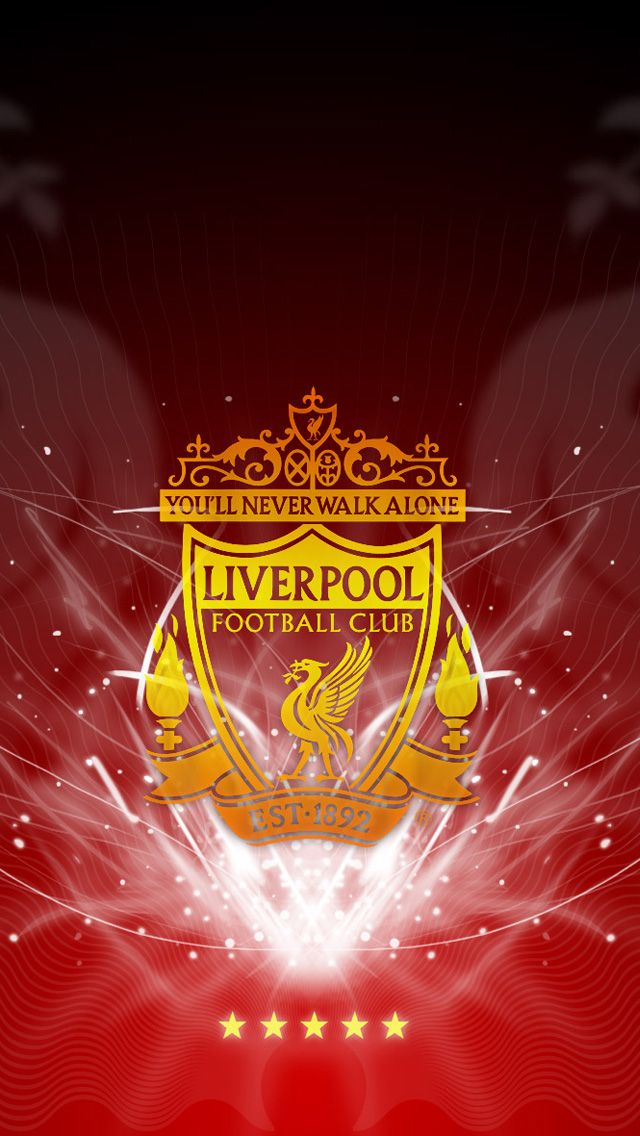 Liverpool Football Club #iPhone #5s #Wallpaper