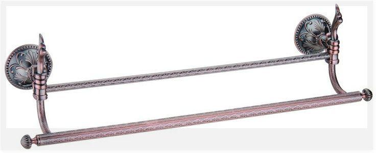Купить товарВанная аксессуары медь полотенце подвесной смазанные маслом бронза один полотенце стойка розовое золото полотенце стойка AB008R 1 ванна в категории Вешалки для полотенецна AliExpress.            &