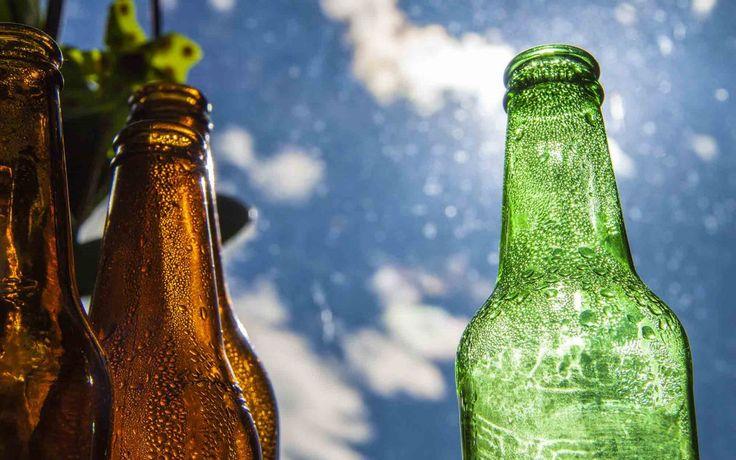 Perché per la birra artigianale non si usano bottiglie di vetro chiaro o trasparente?
