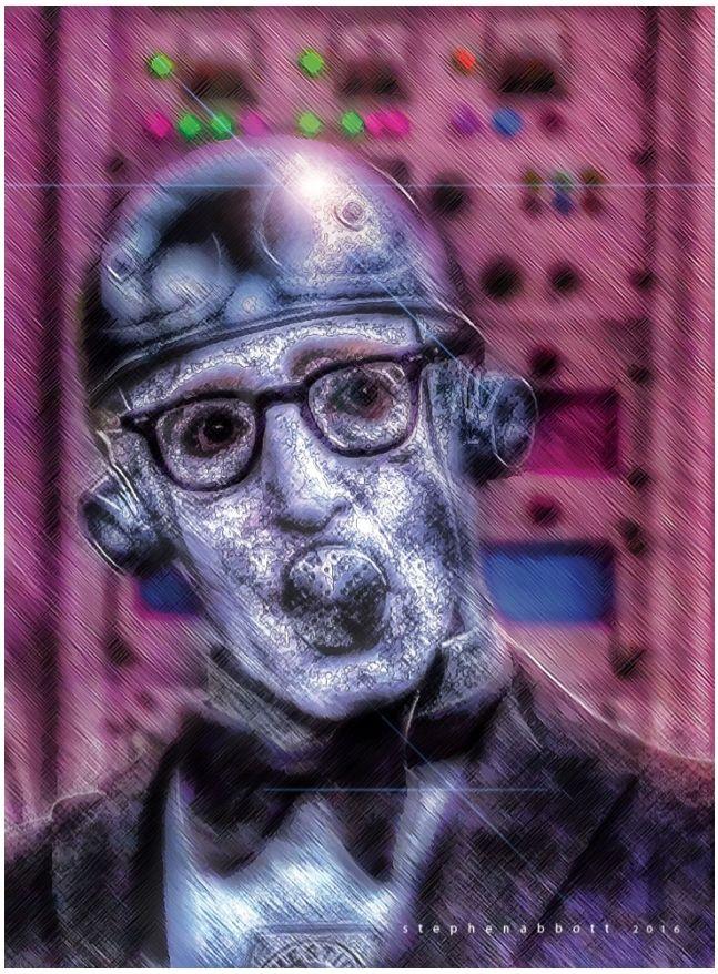 Woody Allen by Henstepbatbot