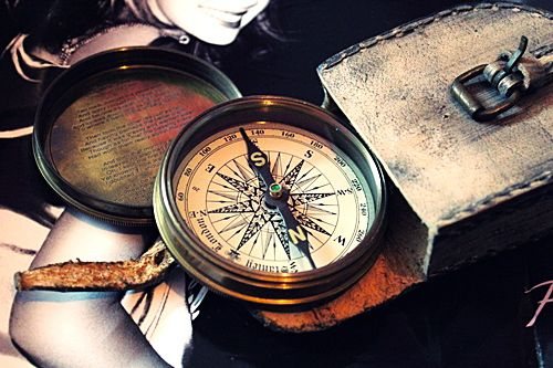 Backup compas