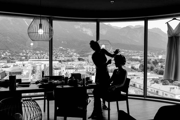 Daniela & Sven I Moderne Stadthochzeit in Innsbruck » Moderne Hochzeitsreportagen & Portraitfotografie in Dresden, Leipzig, Berlin, europaweit