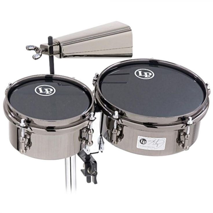 Latin Percussion John Dolmayan Mini Timbales Set