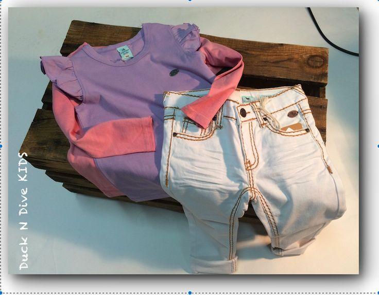 www.duckandivekids.de  #Lavendel #PremiumJeans #Denim #Jeans #WhiteDenim #Girlsoutfit #FashionKids #Kidsfashion #DuckandiveKIDSde #Mädchen #Beliebt #Cool #Shoppen #Instakids #Kindermode #Münster #Kinderladen #like #Onlineshop #Lopez #Aktuell #NeueKollektion #TolleFarben