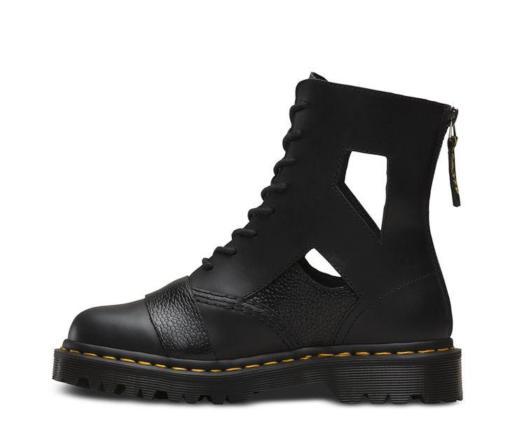 Lite Cavendish Knit 3 Eye Shoes - Black Dr. Lite Cavendish Tricot 3 Chaussures Oeil - Dr Noir. Martens Martens sGFYE4FMEa