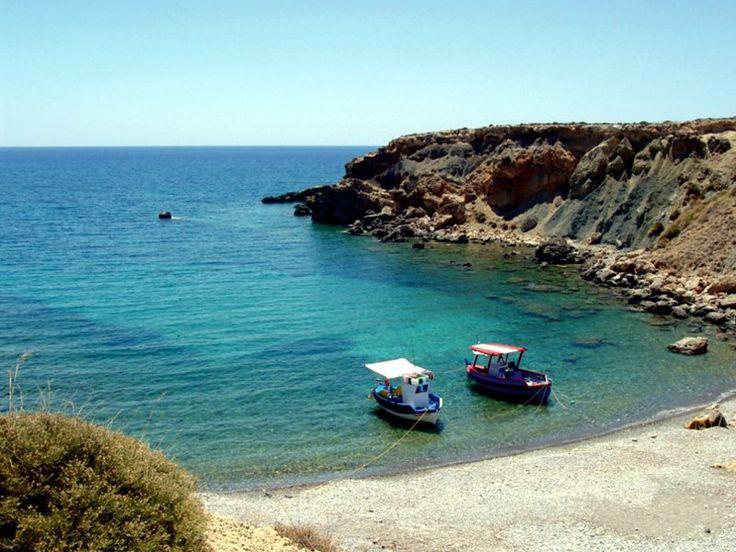 Kalo Nero Beach • Makrigialos