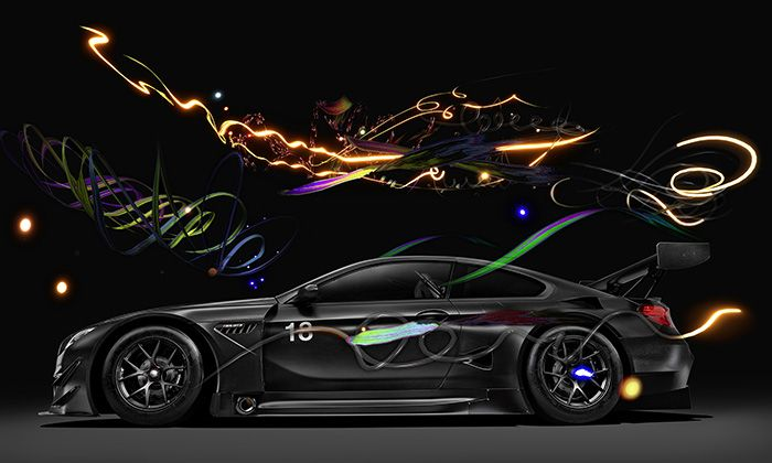 BMW Art Car číslo 18 poprvé využívá virtuální realitu
