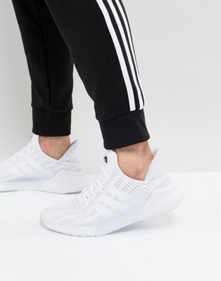 adidas Originals Climacool 02 17 Sneakers In White BZ0248  daf35fe7b303