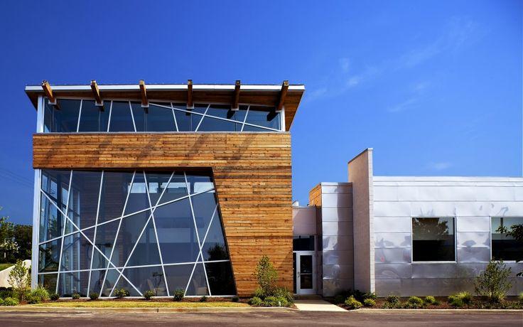 Woodbury Dermatology Clinic, Memphis, TN, USA – by archimania © Jeffrey Jacobs Photography