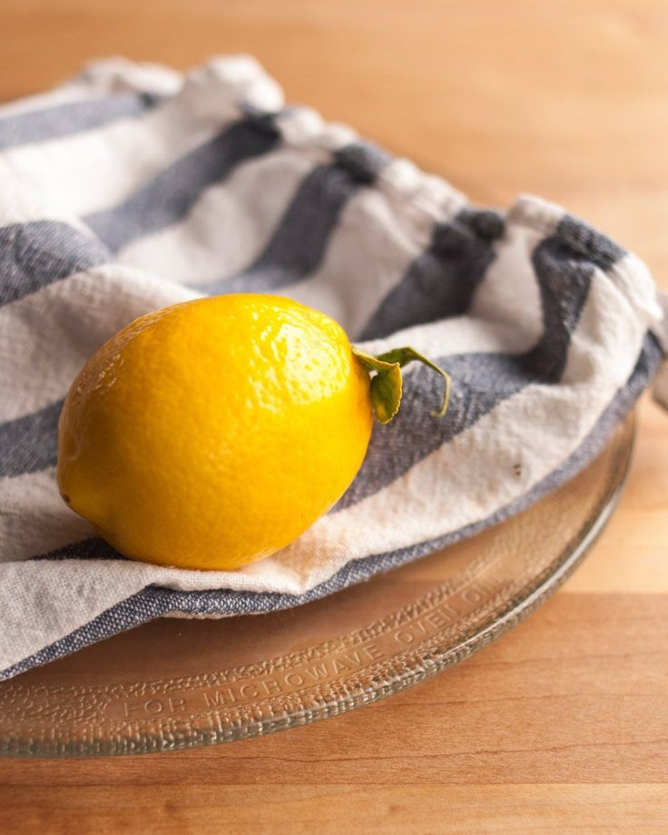 How To Clean Your Microwave Naturally With Just a Lemon  Cleaning Lessons from The Kitchn