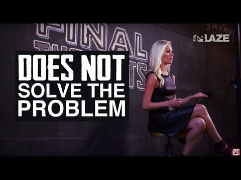 """Immigration: Tired of Pressing 2   """"Final Thoughts with Tomi Lahren"""" - YouTube"""