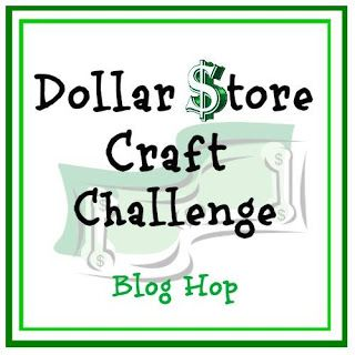 Stone Cottage Adventures: Dollar Store Craft Challenges of 2017
