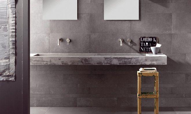 43 best images about salle de bains on pinterest - Carrelage mural salle de bain leroy merlin ...