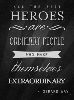 Heros inspirational quotes for soldiers