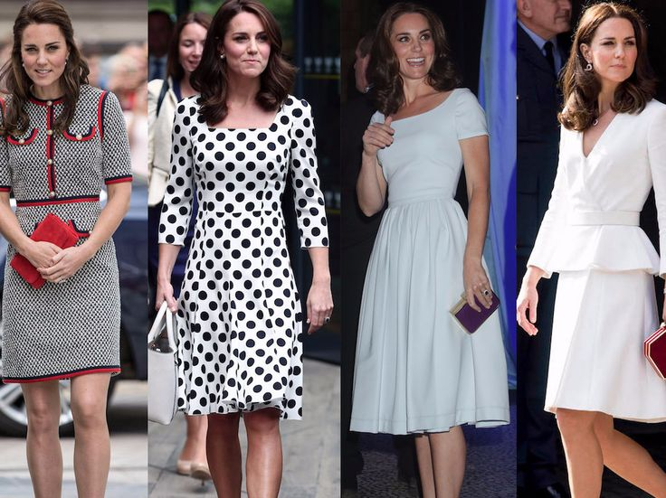 These photos prove Kate Middleton is undergoing a subtle style makeover - The INSIDER Summary:  Kate Middleton appears to be changing her style.  The Duchess of Cambridgerecently cut her hair into a lob and has been wearingslightly bolderdesigns, including polka dots.  In particular, sheseems to haveswappedher go-tocream-coloredheels for moreinteresting footwear like statement strappy sandals and block heels.  As a royal, Kate Middleton plays it relatively safe with her style. Her…