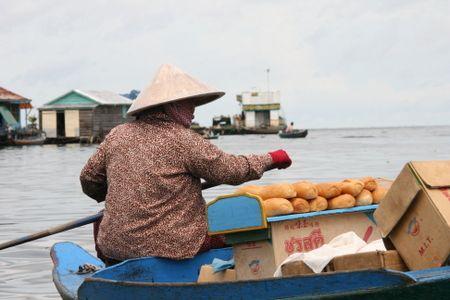 El Diwan: 18 días en Camboya (15): Pursat (I): la aldea flotante de Kampong Luong