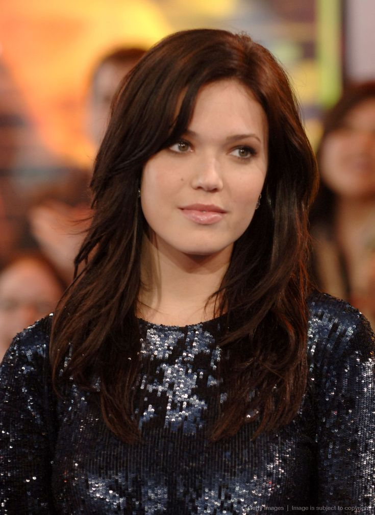 Mandy Moore-love the hair