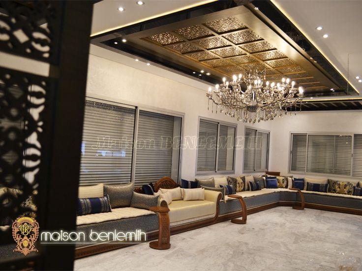 17 best ideas about table salon marocain on pinterest On table salon marocain