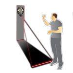 F.G. Bradley's :: Dart Accessories :: Winmau Laser Oche