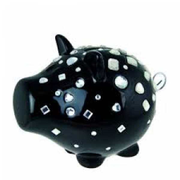 find this pin and more on su0026p oink bling piggy bank