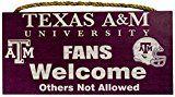 Texas A M Aggies Plaques