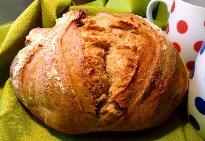 Lusta kenyér bármikor recept